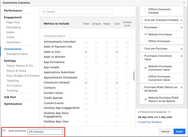 Cum să analizezi campaniile de Facebook Ads 5