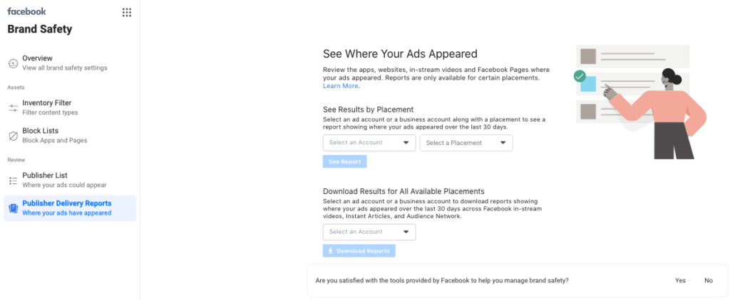 Tu știi unde apar anunțurile tale pe Facebook? 7